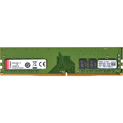 Kingston ValueRAM RAM-Modul - 8 GB (1 x 8GB) - DDR4-2666/PC4-21300 DDR4 SDRAM - 2666 MHz - CL19 - 1,20 V - Nicht-ECC - Ung