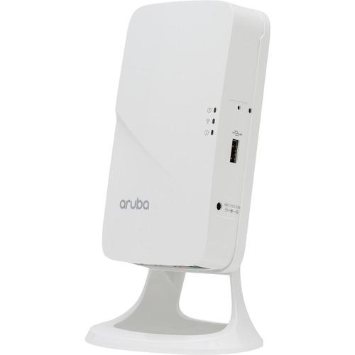 Aruba AP-303HR IEEE 802.11ac 867 Mbit/s Wireless Access Point - 2.40 GHz, 5 GHz - MIMO Technology - 3 x Network (RJ-45) -