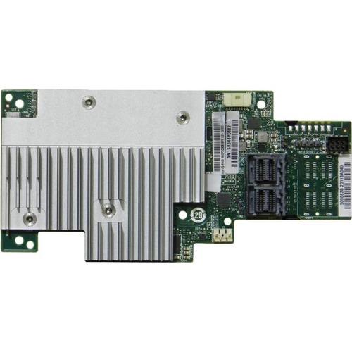 Intel Tri-mode RAID Controllers Bring PCIe NVMe to Hardware RAID - 12Gb/s SAS, Serial ATA/600 - PCI Express 3.0 - Mezzanin