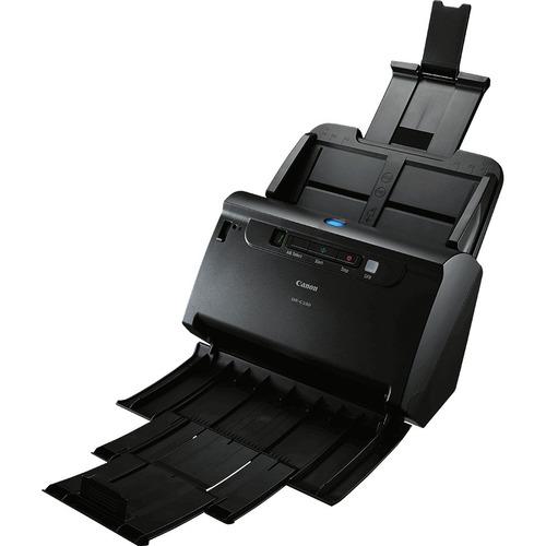 Canon imageFORMULA DR-C230 Sheetfed Scanner - 600 dpi Optical - 24-bit Color - 8-bit Grayscale - 30 ppm (Mono) - 30 ppm (C