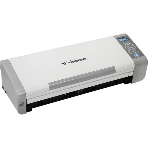 Visioneer Patriot P15 Sheetfed Scanner - 600 dpi Optical - TAA Compliant - 24-bit Color - 8-bit Grayscale - 20 ppm (Mono)