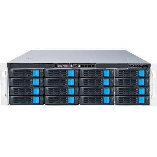 EN316L12DT 3U 16BAY 2X10GBASET RAID6 NAS/ISCSI