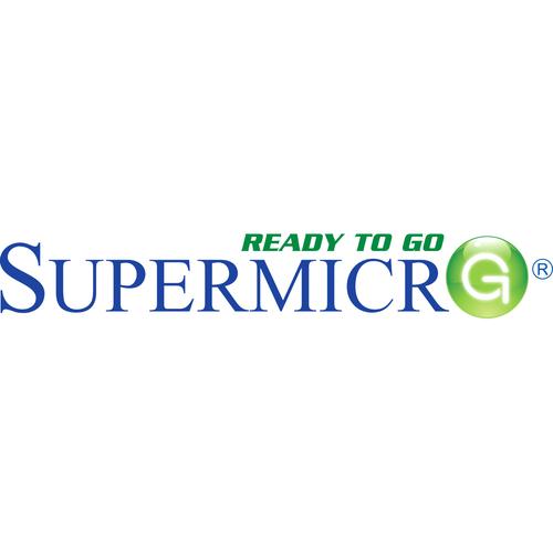 Supermicro SuperServer E200-9A 1U Mini-PC Server - 1 x Intel Atom C3558 2,20 GHz - Serial ATA/600 Steuerung - 1 Prozessor-