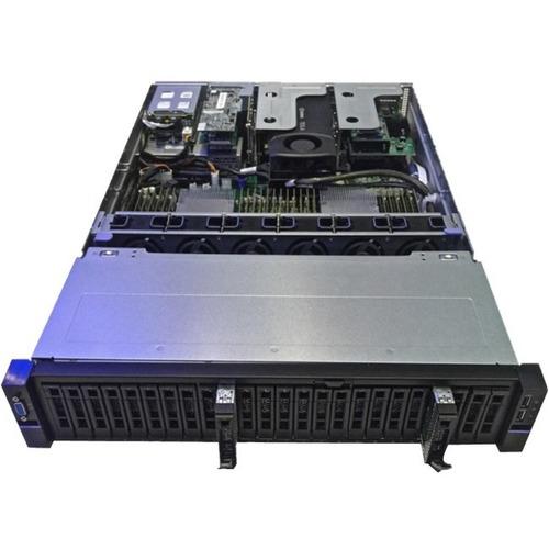 HGST Ultrastar Serv24 SS2U24PUR-1001 NAS Storage System - Intel Xeon Gold 5120 Tetradeca-core (14 Core) 2.20 GHz - 24 x SS