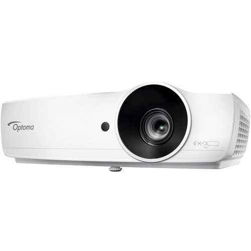 Optoma EH461 3D DLP Projector - 16:9 - 1920 x 1080 - Front - 1080p - 2500 Hour Normal Mode - 3500 Hour Economy Mode - Full