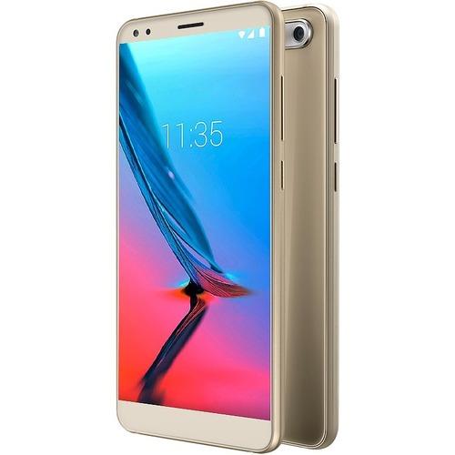 ZTE Blade V9 32 GB Smartphone - 14,5 cm (5,7 Zoll) LCD Full HD 1920 x 1080 - 3 GB RAM - Android 8.1 Oreo - 4G - Golden - B