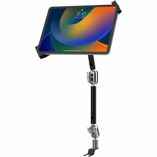"CTA Digital Multi-flex Vehicle Mount for Tablet, iPad Pro, iPad mini, iPad Air - 14"" Screen Support - 1 FOR 7-14IN TABLETS"