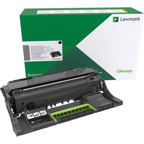 Lexmark 58D0Z00 Black Return Programme Imaging Unit - Laser Print Technology - 150000 Pages - 1 Each PROGRAM