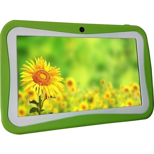 MYEPADS Wopad Kids-7Q Kids Tablet - Green - 8 GB - 1 GB - Rockchip RK3126 Quad-core (4 Core) - Android 7.1 Nougat - 1024 x