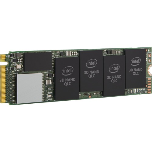 Intel 660p 2 TB Solid State Drive - M.2 2280 Internal - PCI Express (PCI Express 3.0 x4) - Tablet Device Supported - 1800