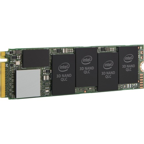Intel 660p 1 TB Solid State Drive - M.2 2280 Internal - PCI Express (PCI Express 3.0 x4) - Tablet Device Supported - 200 T