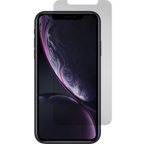 """Gadget Guard Black Ice Edition Tempered Glass Screen Protector for Apple iPhone XR - For 6.1""""LCD iPhone XR - Drop Resistan"""
