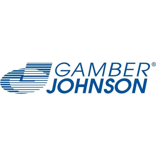 Pavé numérique Gamber-Johnson - Câble Connectivité - USB Interface - Noir - Caoutchouc Siliconé Pavé Numérique