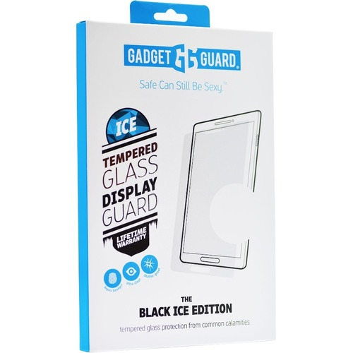 """Gadget Guard Apple iPad Pro (12.9) (2018) Tempered Glass Screen Protector Clear - For 12.9""""LCD iPad Pro - Scratch Resistan"""