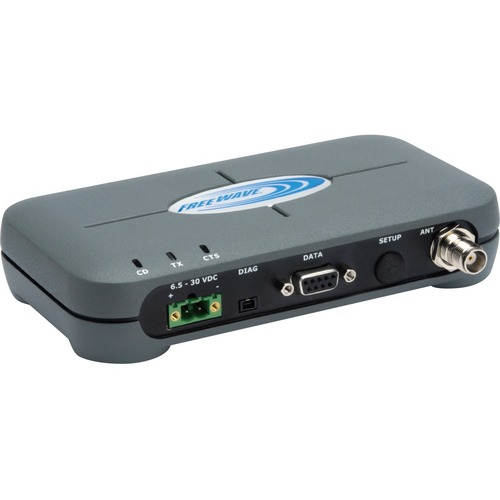 """FreeWave GX-CE Industrial Radio - 4.2"""" Width x 1.4"""" Height x 6.8"""" Length 6 30V RS232/RS485 TNC C1D2"""
