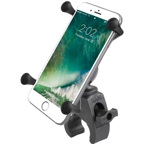 RAM Mounts X-Grip Vehicle Mount for Smartphone, Handheld Device W/TOUGHCLAW