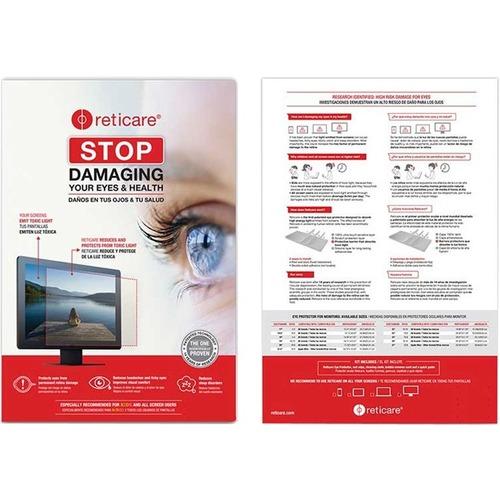 """Reticare Screen Protector - For 27""""LCD iMac - Anti-glare IMAC27 23.58INX13.27IN ANTIGLARE"""
