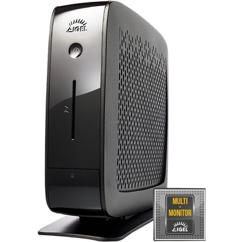 IGEL UD7 UD7-LX Thin ClientAMD R-Series RX-216GD Dual-core (2 Core) 1.60 GHz - 4 GB RAM DDR4 SDRAM - 4 GB Flash - AMD Rade