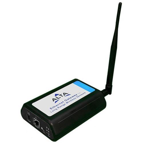 "Monnit ALTA Etherent Gateway v4 (900 MHz) - 3.8"" Width x 5.1"" Depth x 1.6"" Height - 1 Each"
