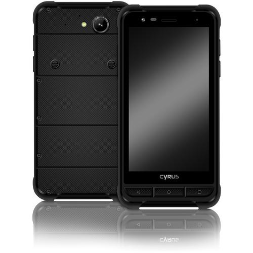 Cyrus CS 22 16 GB Smartphone - 11,9 cm (4,7 Zoll)HD 1280 x 720 - Quad-Core 2 GHz - 2 GB RAM - Android 9.0 Pie (Go Edition)