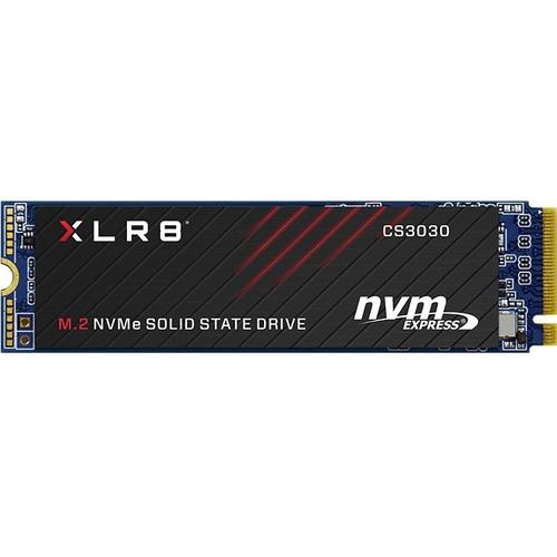 PNY CS3030 250 GB Solid State Drive - M.2 2280 Internal - PCI Express - 3000 MB/s Maximum Read Transfer Rate - 3 Year Warr