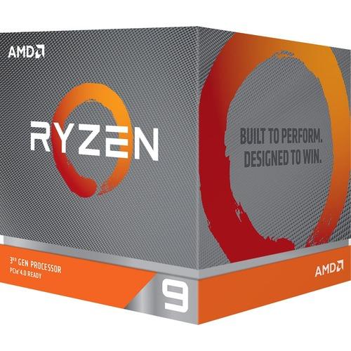 AMD Ryzen 9 3900X Dodeca-Core 3,80 GHz Prozessor - Retail Paket - 64 MB L3 Cache - 6 MB L2 Cache - 64-Bit-Verarbeitung - 4