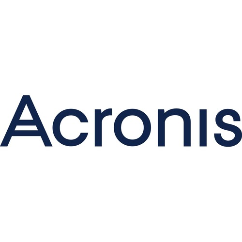 Acronis Backup Advanced G Suite - Subscription License - 100 Seat - 1 Year 1YR