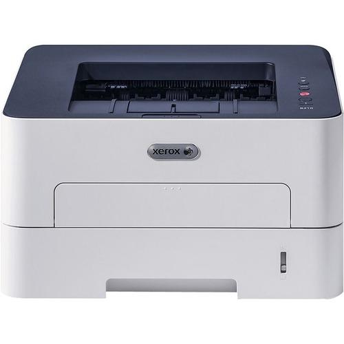 Xerox B210 Desktop Laser Printer - Monochrome - 31 ppm Mono - 1200 x 1200 dpi Print - Automatic Duplex Print - 251 Sheets