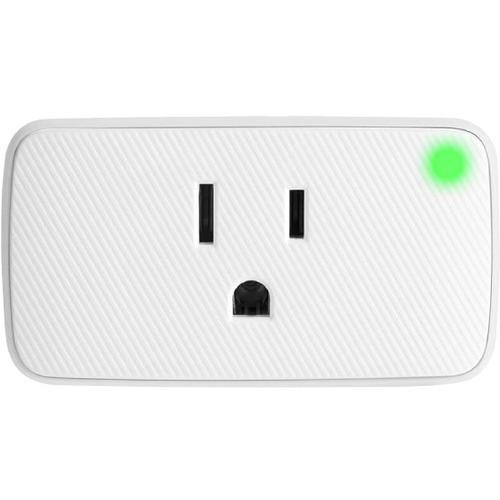 VOCOlinc SmartBar Plug - 120 V AC / 15 A - Google Assistant, Alexa, Apple HomeKit Supported HOMEKIT/ALEXA/GOOGLE TIMER