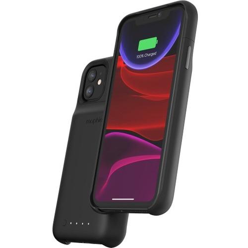 Mophie juice pack access - For Apple iPhone 11 Smartphone - Black - Drop Resistant, Scratch Resistant, Crack Resistant, Im