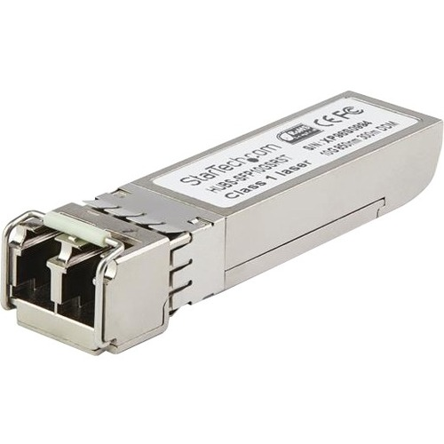 StarTech.com Dell EMC SFP-10G-ZR kompatibles SFP+ Single Mode Modul - 10GBase-ZR - für Datenvernetzung, Optisches Netzwerk