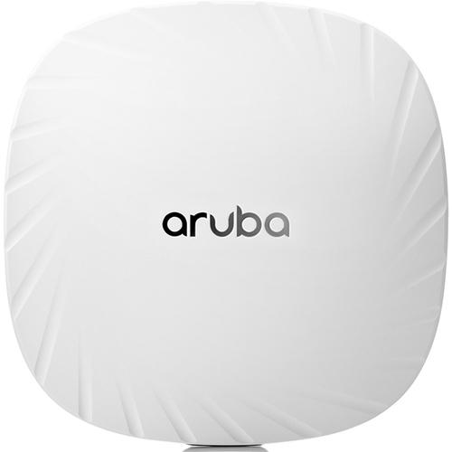 Aruba AP-505 802.11ax 1.77 Gbit/s Wireless Access Point - 2.40 GHz, 5 GHz - MIMO Technology - 1 x Network (RJ-45) - Gigabi