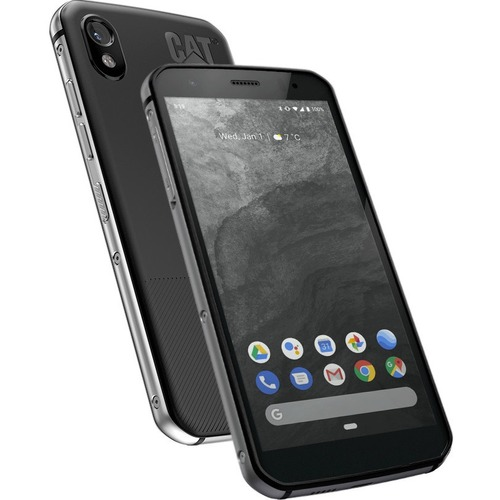 CAT S52 64 GB Smartphone - 14,4 cm (5,7 Zoll) LCD HD+ 720 x 1440 - Cortex A53Quad-Core 2,30 GHz + Cortex A53 Quad-Core 1,8