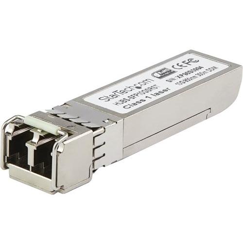 StarTech.com SFP10GZREMST SFP+ - für Datenvernetzung, Optisches Netzwerk - Glasfaserleitung - Singlemode - 10 Gigabit Ethe
