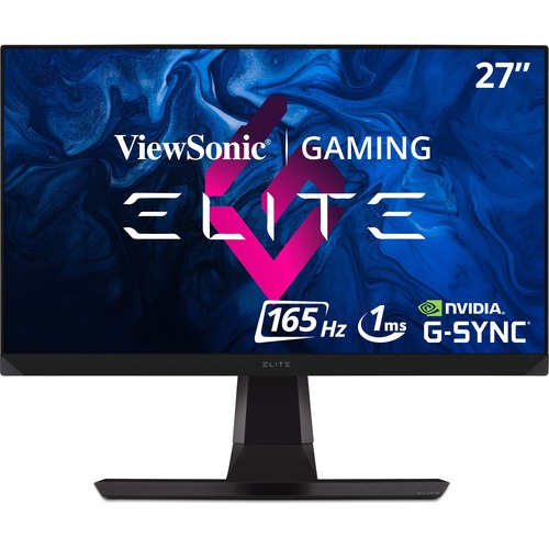 "Viewsonic Elite XG270QG 27"" WQHD LED Gaming LCD Monitor - 16:9 - 27"" Class - In-plane Switching (IPS) Technology - 2560 x"