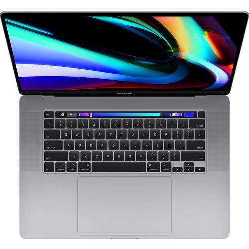 "Apple MacBook Pro MVVK2LL/A 16"" Notebook - 3072 × 1920 - Intel Core i9 (9th Gen) Octa-core (8 Core) 2.30 GHz - 16 GB RAM -"