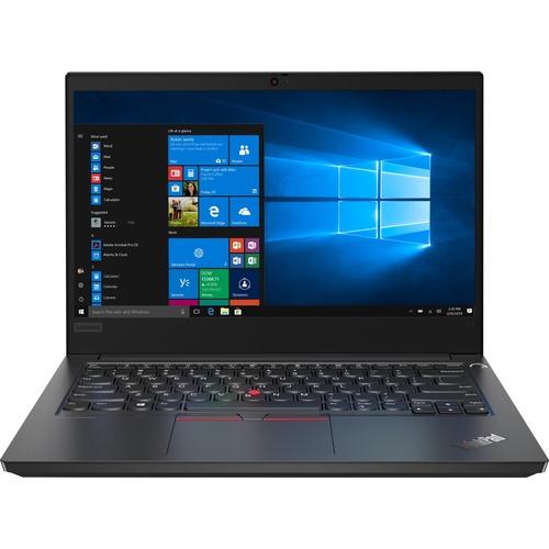 "Lenovo ThinkPad E14 20RA004WUS 14"" Notebook - 1920 x 1080 - Intel Core i5 (10th Gen) i5-10210U Quad-core (4 Core) 1.60 GHz"