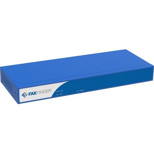 FaxFinder FFX50-4 Fax Server - 4 Fax Channels VISIT WWW.FAXFINDER.NET FOR DETAILS