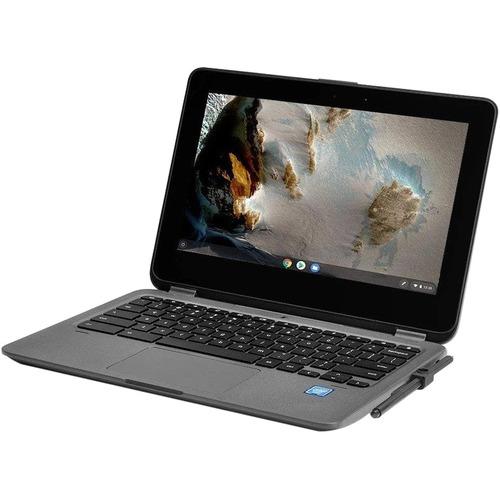 "CTL NL71 NL71TW 11.6"" Touchscreen 2 in 1 Chromebook - 1366 x 768 - Intel Celeron N4120 Quad-core (4 Core) 2.60 GHz - 4 GB"