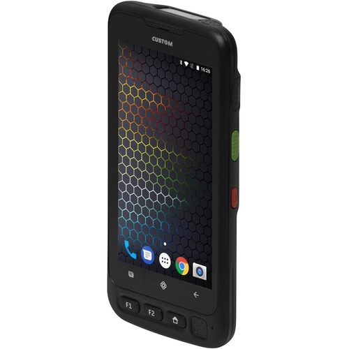Custom P-RANGER RP300 Handheld Terminal - 12,7 cm (5 Zoll) - HD - 1280 x 720 - 2 GB RAM / 16 GB Flash - Bluetooth - Wirele