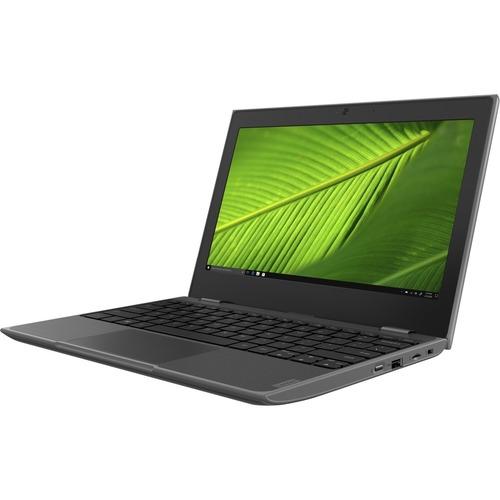 "Lenovo 100e Windows 2nd Gen 81M80035US 11.6"" Netbook - HD - 1366 x 768 - Intel Celeron N4020 Dual-core (2 Core) 1.10 GHz -"