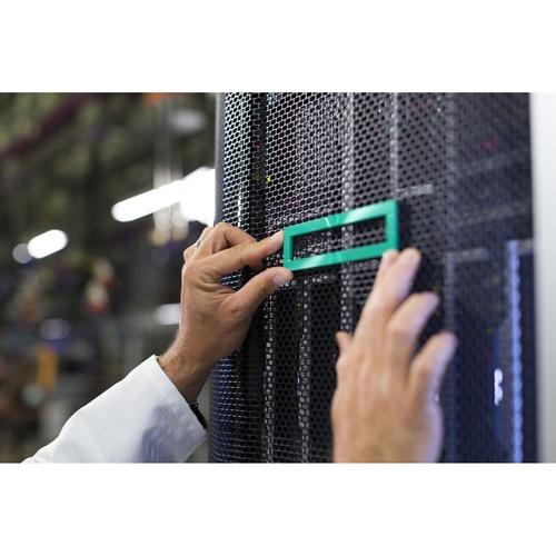 Aruba SFP (mini-GBIC) Module - For Data Networking, Optical Network - 1 x LC 1000Base-SX Network - Optical Fiber - Multi-m