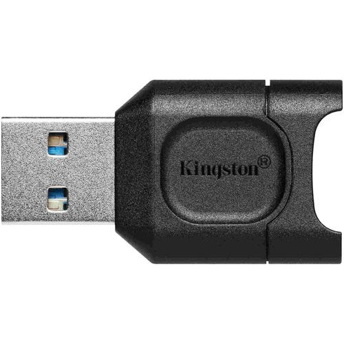 Kingston MobileLite Plus Kartenleser - USB 3.2 (Gen. 1) Typ A - Extern - 1 Paket - microSD, microSDXC, microSD (TransFlash