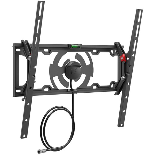 """Barkan Wall Mount for TV, Flat Panel Display, Curved Screen Display - Black - 19"""" to 65"""" Screen Support - 421.08 lb Load C"""