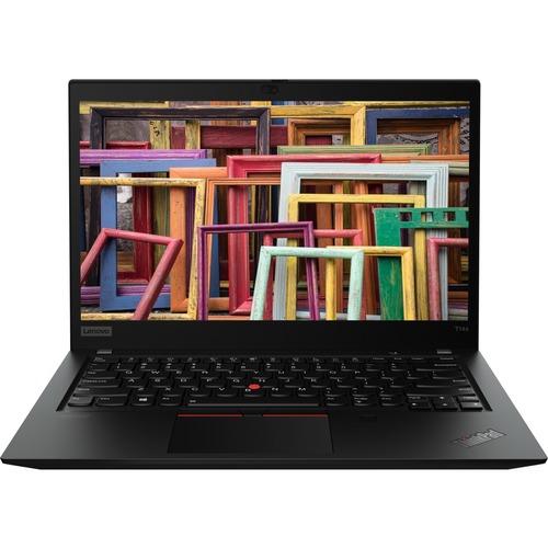 """Lenovo ThinkPad T14s Gen 1 20T00033US 14"""" Notebook - Full HD - 1920 x 1080 - Intel Core i5 (10th Gen) i5-10210U Quad-core"""