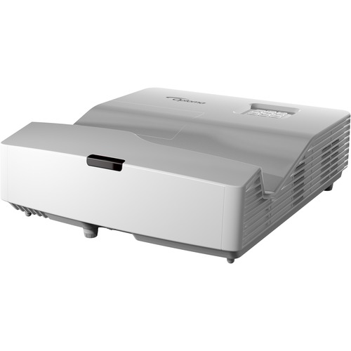 Optoma EH340UST 3D Ultra Short Throw DLP Projector - 16:9 - 1920 x 1200 - Front, Ceiling, Rear - 1080p - 4000 Hour Normal