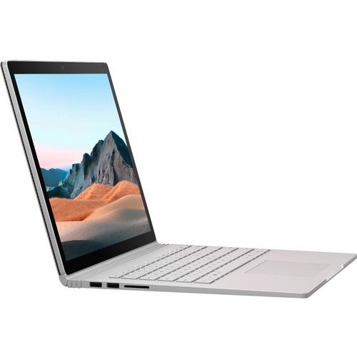 "Microsoft Surface Book 3 13.5"" Touchscreen 2 in 1 Notebook - 3000 x 2000 - Intel Core i7 10th Gen i7-1065G7 Quad-core (4 C"