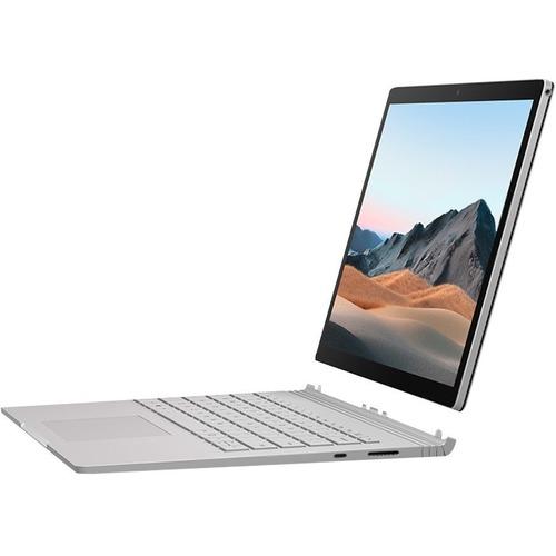 "Microsoft Surface Book 3 13.5"" Touchscreen 2 in 1 Notebook - 3000 x 2000 - Intel Core i5 10th Gen i5-1035G7 Quad-core (4 C"