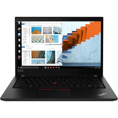 "Lenovo ThinkPad T14 Gen 1 20S00039US 14"" Notebook - Full HD - 1920 x 1080 - Intel Core i5 (10th Gen) i5-10210U Quad-core ("