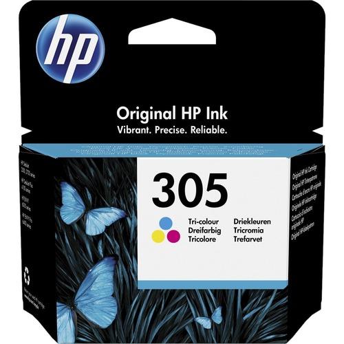 HP 305 Tintenpatrone - Dreifarbig Original - Tintenstrahl - 100 Seiten